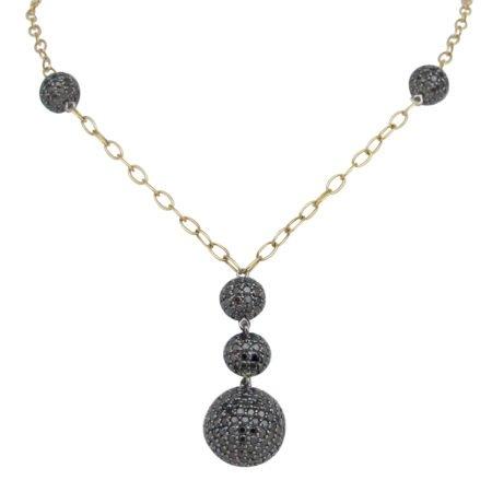 Black Diamond Spheres