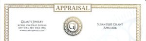 Appraisal with Every Piece