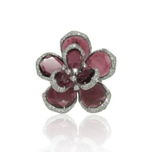One of A Kind Ruby Ring