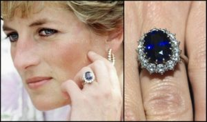 Princess Diana's Sapphire Engagement Ring