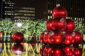 Radio City Music Hall Ornaments