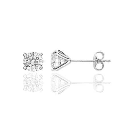 1.5 CT TW Diamond Studs