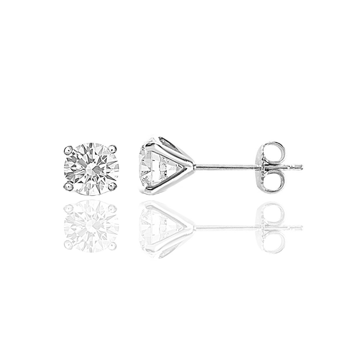 1.5 CT TW Diamond Studs