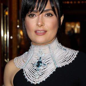Salma Hayek Boucheron