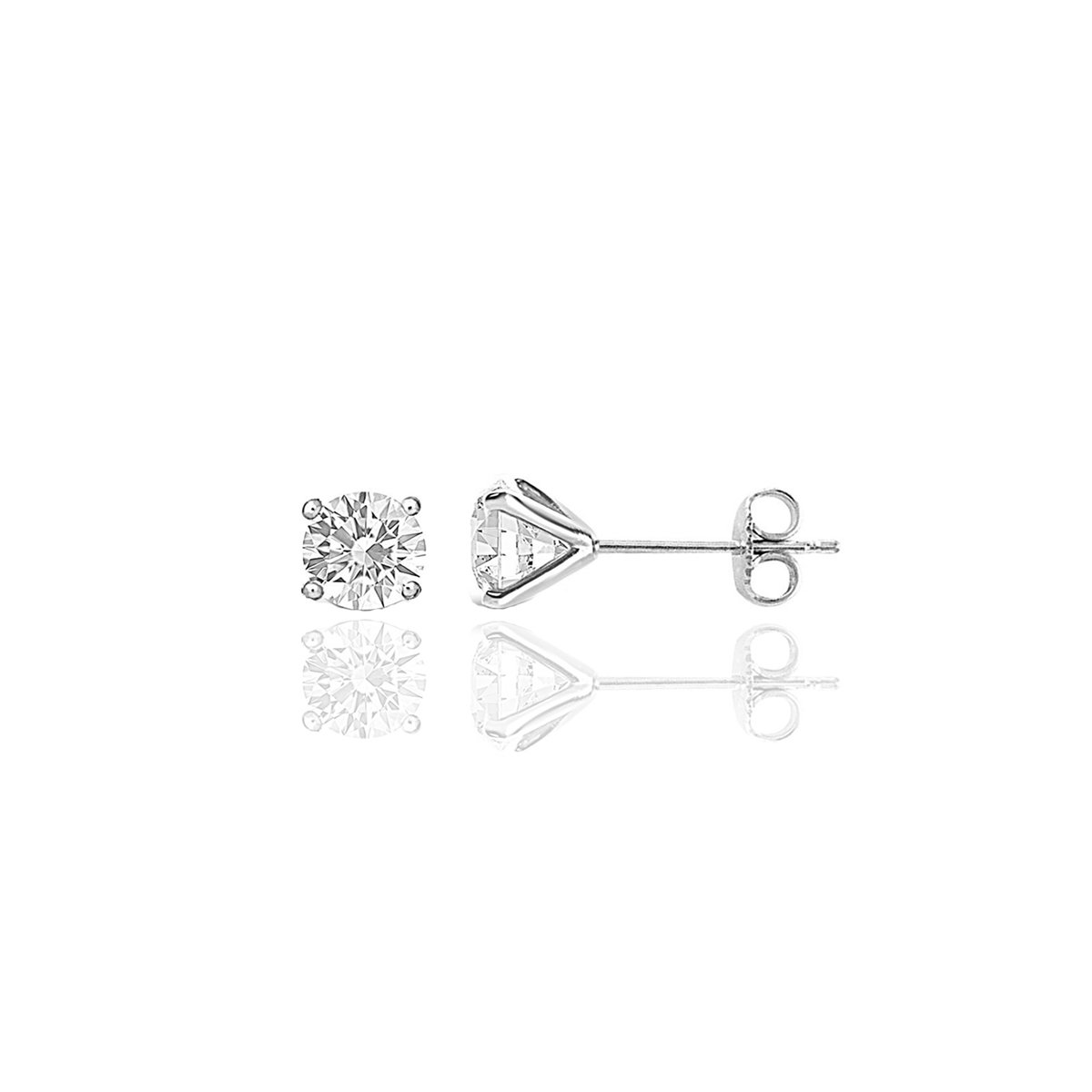 .25 CT TW Diamond Studs