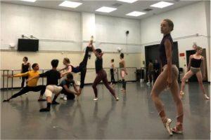 Rubies Rehearsal