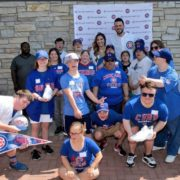 Kris Bryant at event