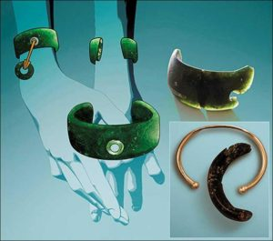 Jewelry from Paleolithic Era