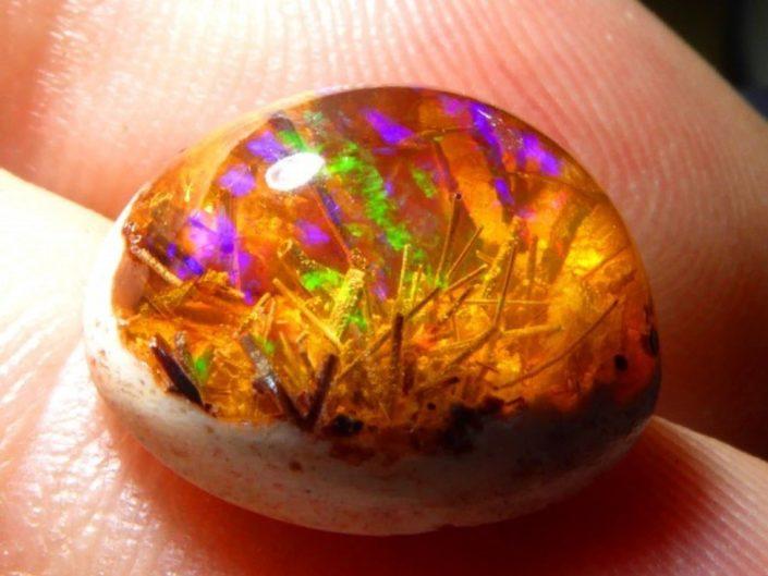 Mexican Fire Opal