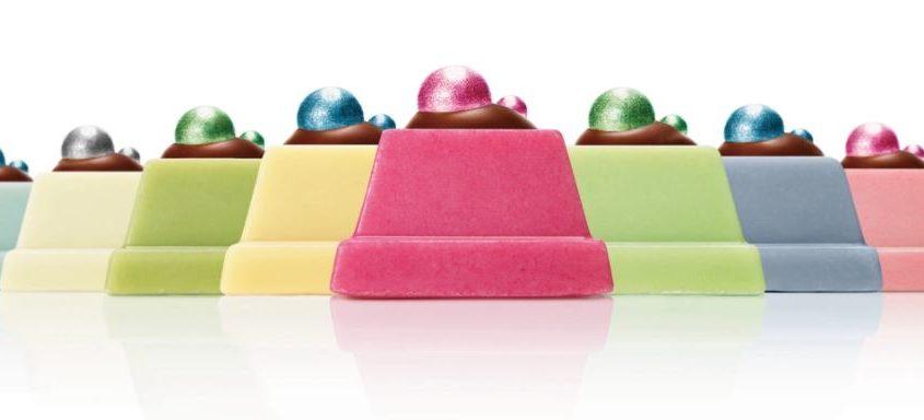 Birthstone Kit Kat Spectrum, Gemstones, Chocolate, Grants Jewelry