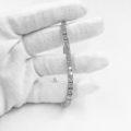 diamond tennis bracelet, in-line bracelet, diamond essentials, 20 days of diamonds, holiday gift, nyc diamond district