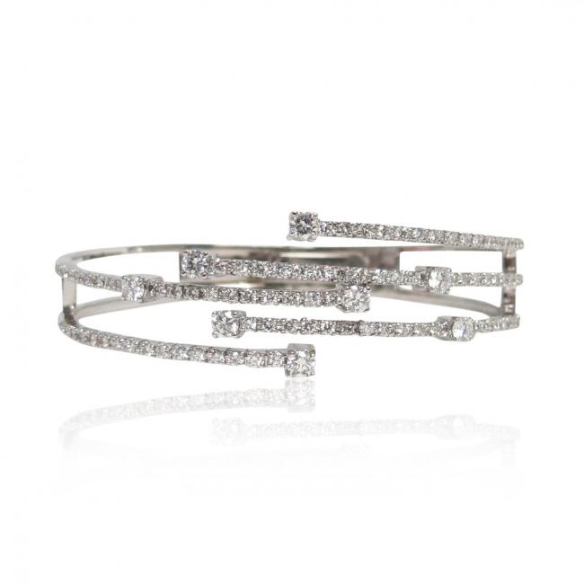 Shooting Stars Diamond Bracelet
